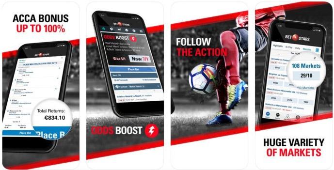 app betstars nj sports