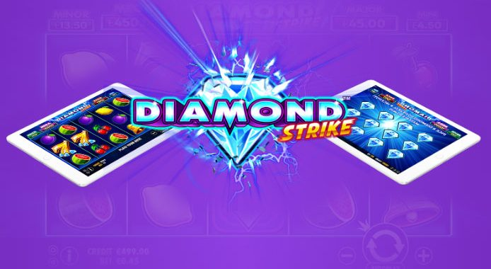 diamond strike slot feature