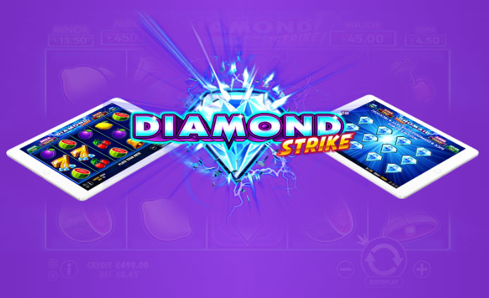 diamond strike slot feature