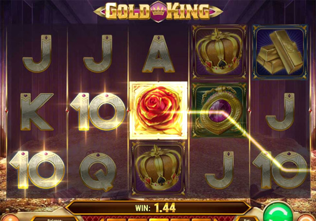 slot games gold king