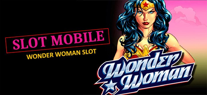 wonder woman slot online