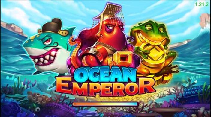 เกมยิงปลายอดนิยม จักรพรรดิแห่งมหาสมุทร